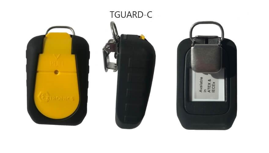 Extronics AeroScout TGUARD-C tag protector