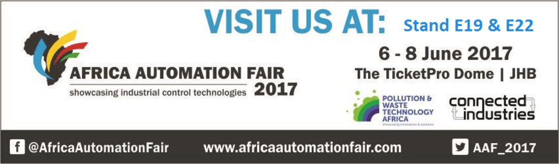 Africa Automation Fair 2017