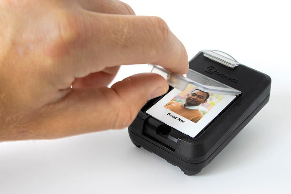 iTAG X30 ID card