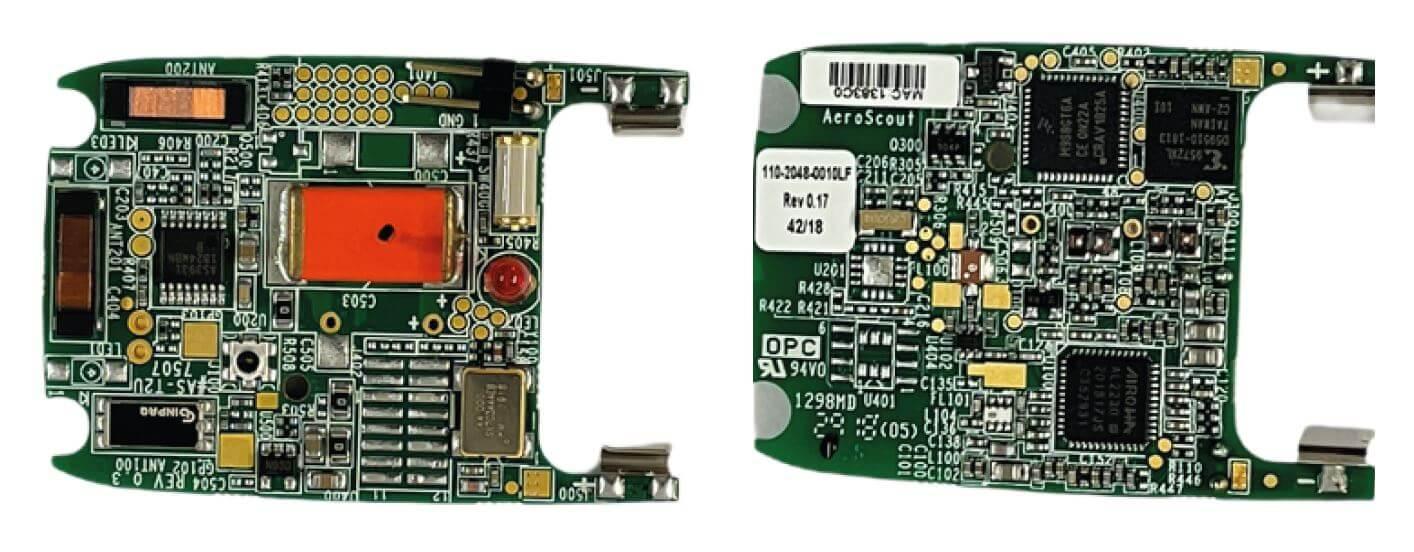 T2 PCB