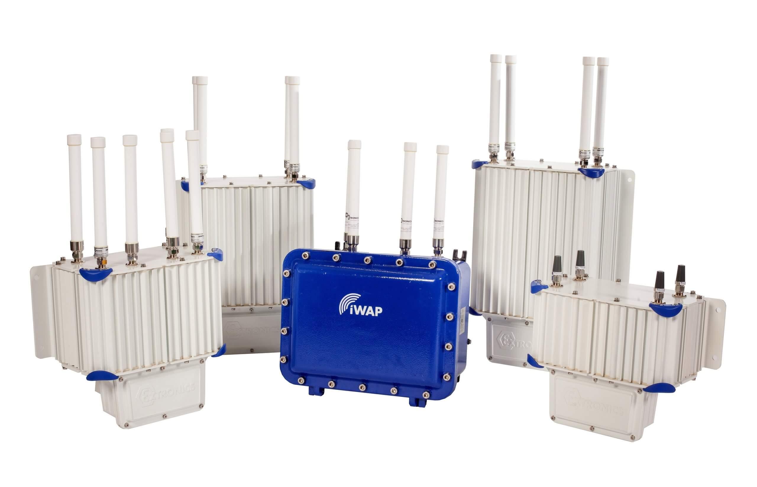 iWAP Hazardous area wireless enclosures